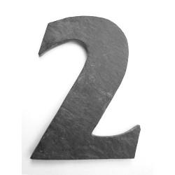 Domové číslo popisné Bridlica - č.2