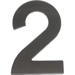 """číslo """"2"""" 145mm nerez"""