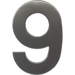 """číslo """"9"""" 145mm nerez"""