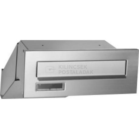 BK38 N poštová schránka obojstranná šikmá