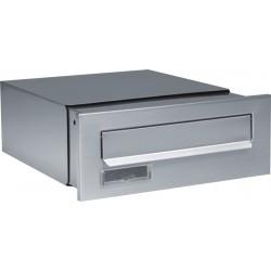 BK38RN poštová schránka obojstranná rovná