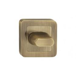 Dolný štít na WC HO bronz