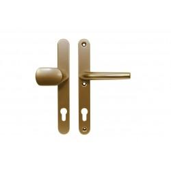 RHD05 kľučka pre plastové dvere F4