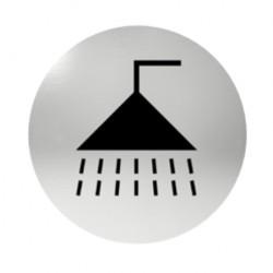 Označenie dverí samolepiace - sprcha