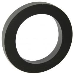 """Číslo """" 0 """" 3D čierne 100mm"""