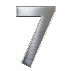 """Číslica """"7"""" 75mm nerez"""