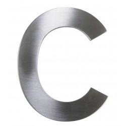 "Písmeno ""C"" 75mm nerez"