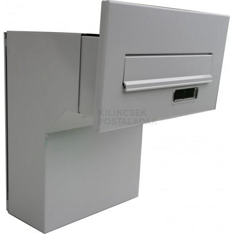 S9 beépíthető postaláda ezüst