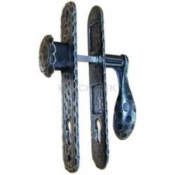 K 914 rustiko kovanie kľučka-guľa