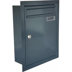 W4 beépíthető postaláda