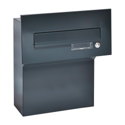 S9 T beépíthető postaláda antracit