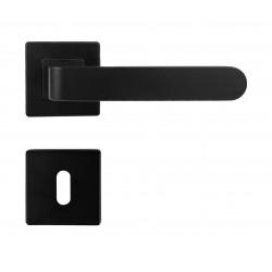 K02 BB ajtó kilincs fekete