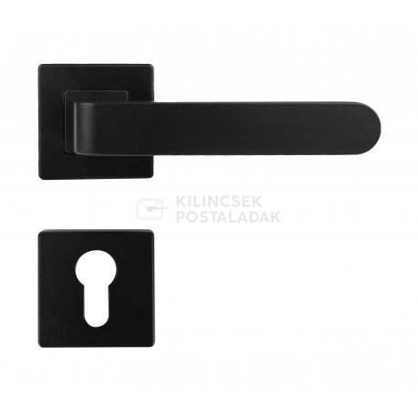 K02 PZ ajtó kilincs fekete